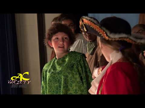 Peter and Wendy clip from Arbor Park Middle School