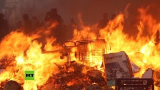 Chile: Se registran masivas manifestaciones contra Piñera