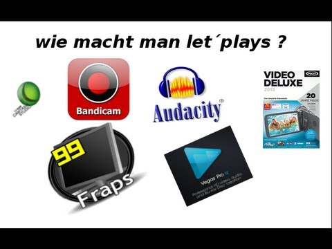 wie macht man lets plays
