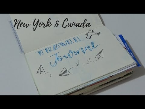 My TRAVEL JOURNAL | NEW YORK & CANADA