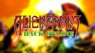 Alien Front Online Is Back Online!