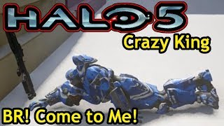 BR! Please, Come to Me!!! [Halo 5 - EP:39] (Crazy King on Blok Pit)