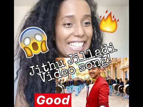 Vocalist React To... Jithu Jilladi (Official Video Song)