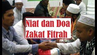 Download Video Niat dan Doa Zakat Fitrah MP3 3GP MP4