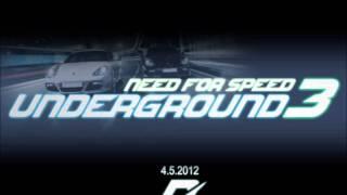 Need For Speed Underground 3 OST #1: MSTRKRFT - Beards Again
