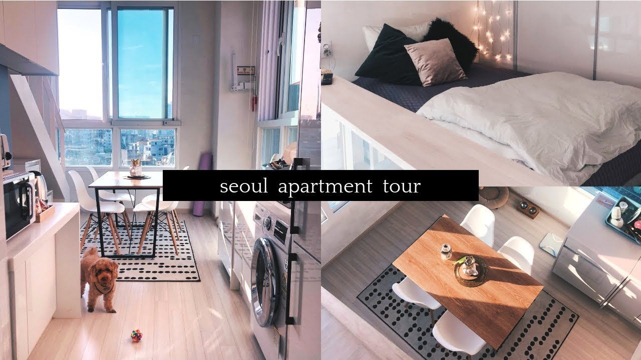Seoul Apartment Tour Auf Deutsch