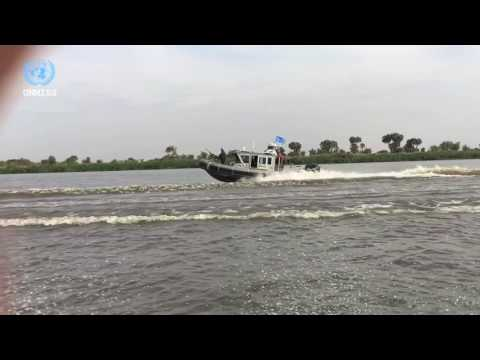 """Situation of displaced people in Upper Nile region a """"real problem"""""""