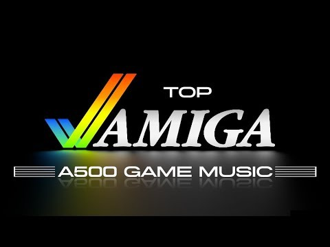 TOP AMIGA A500 GAME MUSIC - 6 HOURS UNCUT!!!
