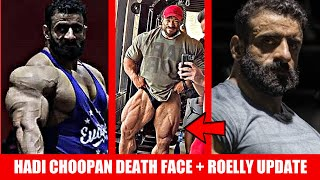 "Roelly Winklaar Physique Update + Hadi Choopan looks INSANE + Kai Greene's ""Big Announcement""..."