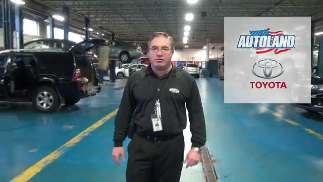 Autoland Toyota Scion Service Springville Nj 07081