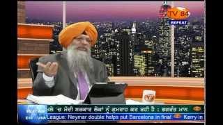 SOS 5/14/15 P.3 Dr. Amarjit Singh : Was Dr. Jagjit Singh Chohan An Indian Agent ?