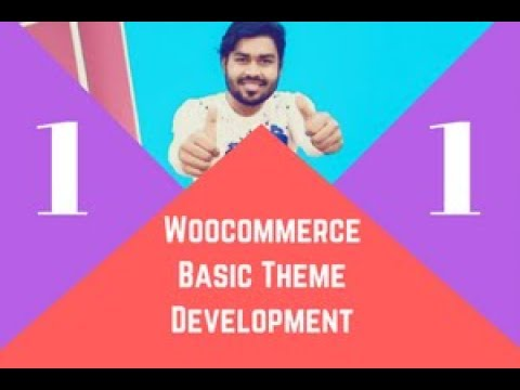 Woocommerce  Theme Development (part 1)