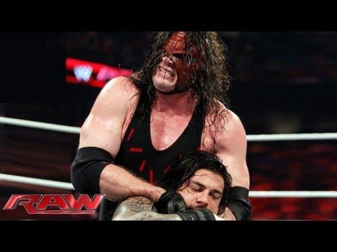 Team Hell No vs. Seth Rollins & Roman Reigns - WWE Tag Team Championship Match: Raw, May 27, 2013