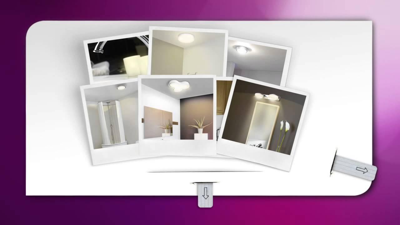 Philips Lighting Tutorial Bathroom Lighting