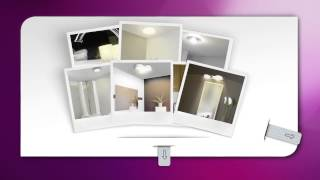Philips Lighting tutorial bathroom lighting