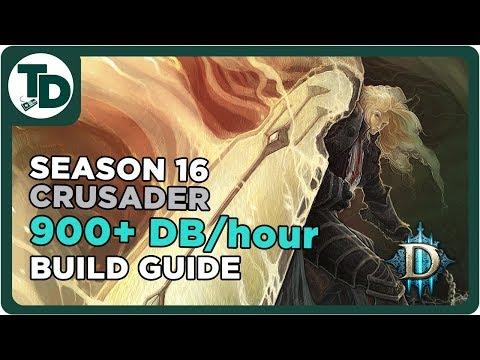 Download Diablo 3 Best Crusader Build Speed And Gr 128