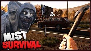 The Mist inspired ZOMBIE Apocalypse Survival - Mist Survival Gameplay EP 1