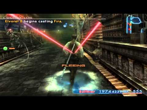 Final Fantasy XII - Necrohol of Nabudis Secret Merchant