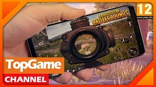 [Topgame] Top game Playerunknown's Battlegrounds miễn phí phiên bản mobile #2 | Android-IOS