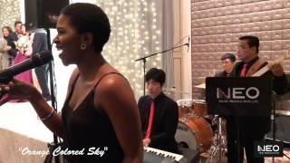 "Neo Music Production - ""Orange Colored Sky"" Hong Kong Wedding Live Band Jazz Band"