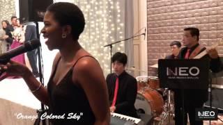 "Neo Music Production - ""Orange Colored Sky"" Hong Kong Wedding Live Band Jazz Band"