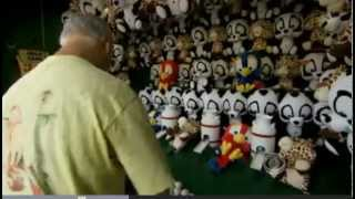 Carnival Games Champion | Peter Drako's Wins Every Game Donates 1/4 Million Stuffed Animals Charity