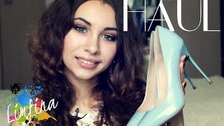 HAUL ✿ Покупки одежды и обуви ЛЕТО 2014  ✿ Mango, Вershka, ZARA,Рrimo Рosso , Centro, Твое....(, 2014-07-12T14:54:05.000Z)
