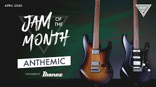 JTC Jam of the Month - April 2020 - Rod Rodrigues