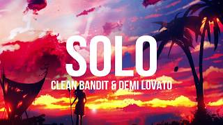 Video Clean Bandit - Solo ft. Demi Lovato (Acoustic Lyrics) download MP3, 3GP, MP4, WEBM, AVI, FLV Agustus 2018