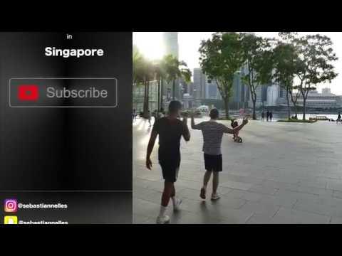 Singapur 2017 part 2 / Mall / nightlife in Sentosa Island