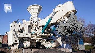10 Máquinas industriais mais surpreendentes do mundo. Parte 2