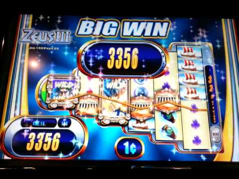 Zeus Iii Slot Machine
