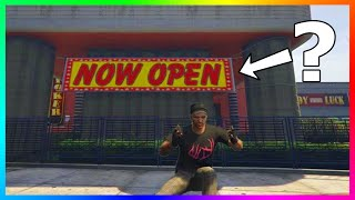 Will The Casino Ever Open In GTA 5/GTA Online? + Best Location For Next GTA Game! - MrBossFTW QnA(Will The Casino Ever Open In GTA 5? + Best Location For Next GTA Game! - MrBossFTW QnA ▻Sponsored by Lenovo Gamestate: http://lnv.gy/1Oh8RHP ..., 2016-03-06T18:00:05.000Z)