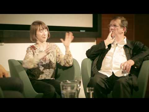 Somerset House Behind The Screen: Mike Newell & Bryony Hannah.mov