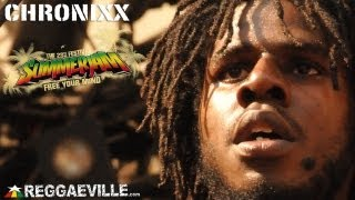 Chronixx - Access Granted @ SummerJam  7/6/2013
