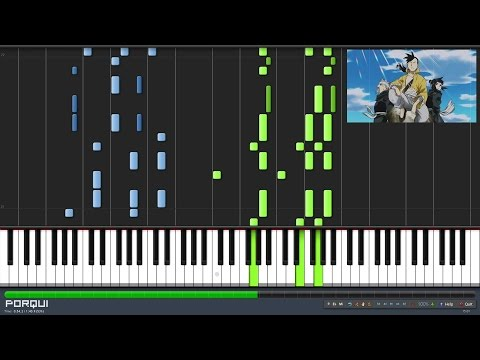 Fullmetal Alchemist: Brotherhood Ending 2  LET IT OUT Synthesia