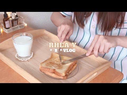 Day in the life of a Salary Woman in Japan (Summer Time)