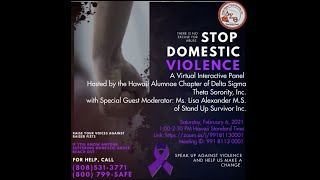 Domestic Violence Forum