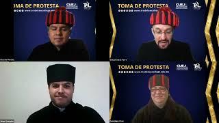 Toma de Protesta de Mtro.  Omar Jacinto Gónzalez Fregoso