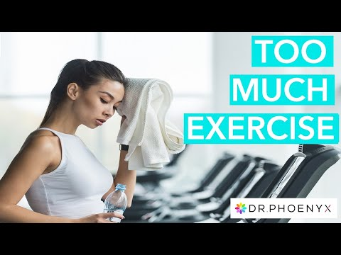 Why Too Much Exercise Is Bad for Weight Loss