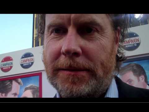 The Campaign - Red Carpet Premiere - Chris Henchy (Screewriter)