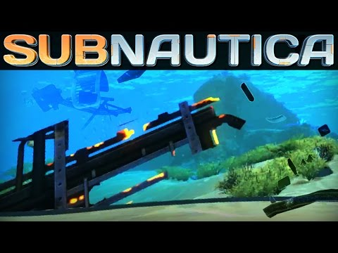 Subnautica Gameplay - SECRET WRECK?! | Let's Play Subnautica #18