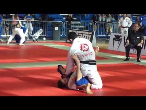 Caio Terra - FINALS - IBJJF British National 2015 - Black Adult - Open