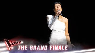 The Grand Finale: Diana Rouvas sings 'I Will Always Love You' | The Voice Australia 2019
