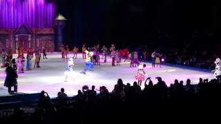 Disney on Ice at Barclay Center in Brooklyn