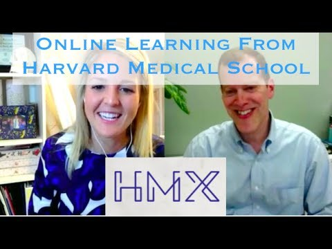 Online Learning From Harvard Medical School - What Is HMX?