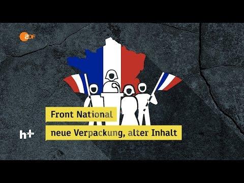 Front National - neue Verpackung, alter Inhalt - heuteplus | ZDF
