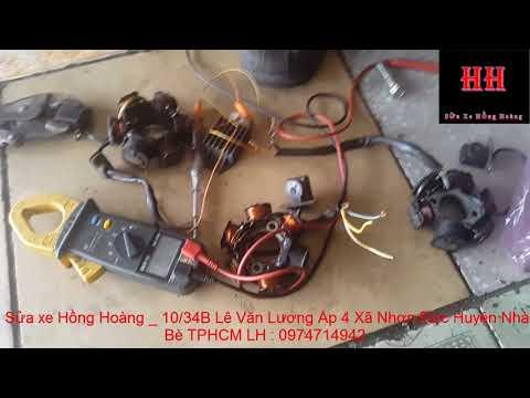 Sửa Xe Cùi Bắp_Thảo Luận Về Vấn đề Mâm điện Trên Xe Máy