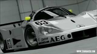 Forza Motorsport 4 - August Playseat DLC - Sauber Mercedes C9