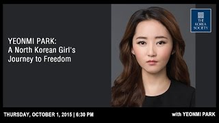Yeonmi Park: A North Korean Girl's Journey to Freedom